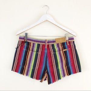 Joes Jeans Bay Stripe Multicolor Shorts